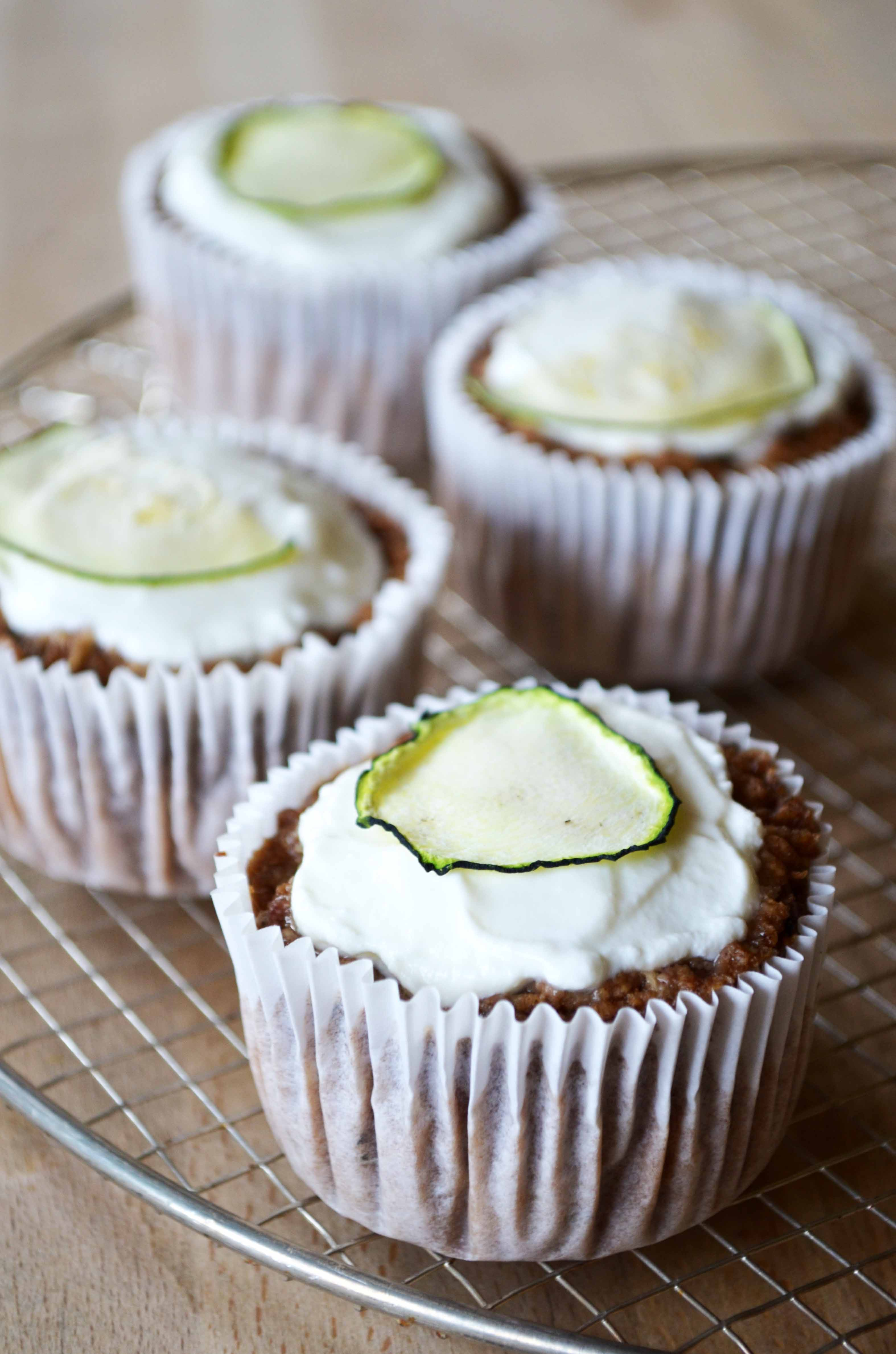 Spiced Zucchini Muffins with Apple – That Healthy Kitchen